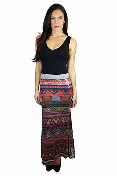 Aztec Design Skirts 41 Maxi Skirt Dress Designs Ideas Design Trends