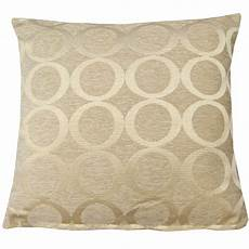 retro modern chenille cushions 2 sizes small large