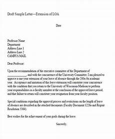 Letter Of Absence Free 42 Leave Letter Samples In Pdf Ms Word Apple