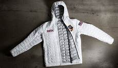 clothes space space jacket a nasa inspired white thermal jacket by