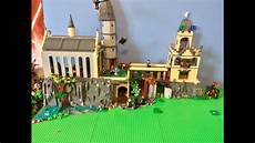 lego harry potter hogwarts castle moc yet