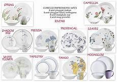 Corelle Designs 2017 Visali Enterprises Corelle Catalog