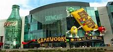M Ms Vegas Showcase Mall Las Vegas M Amp Ms Coca Cola And Gameworks