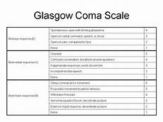 Glasgow Coma Scale Rep Gabrielle Giffords Lessons About Traumatic Brain