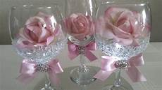 dollar tree wedding shower decorations diy light bling dollar tree wine glass rose decor 2017