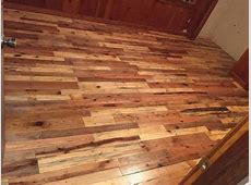 Pallet Wood Floors Two Ways ? 1001 Pallets