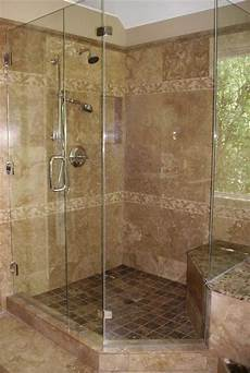 Travertine Bathroom Designs Master Bath Remodel Travertine Traditional Bathroom