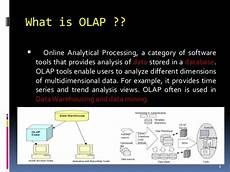 What Is Olap Issue In Data Warehousing And Olap In E Business