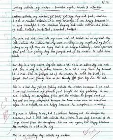 Written Essays Essays Written By Children Very Funny The Fun Learning