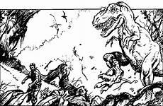 Gratis Malvorlagen Jurassic Park Jurassic Park