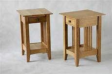 wooden bedside table with single drawer storage wooden