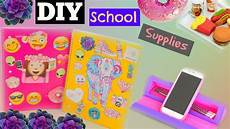 diy back to school supplies 2015 notebooks