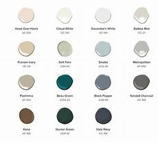 Benjamin Moore Lrv Chart How Benjamin Moore Chose Its Color Of The Year For 2019