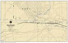 Mohawk River Depth Chart Mohawk River Erie Canal Rome Nautical Chart νοαα