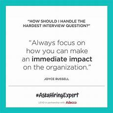 Interest Interview Questions Via This Week S Jobs Post Quot Ask A Hiring Expert How