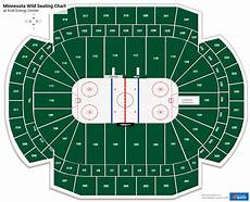 Mn Wild Xcel Seating Chart Xcel Energy Center Section 202 Minnesota Wild