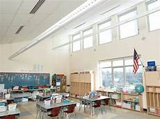 Benefits Of Natural Light In The Classroom Elementary School Classroom Design Daylit Classroom