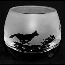 Fox Tea Light Holder Tealight Holders Product Categories Animo Glass