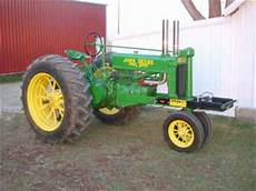Used Farm Tractors For Sale 1937 John Deere A Puller