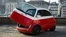 Mini Elektroauto 2019 by Adorable Tiny Electric Car Inspired By The 1950s Comes In
