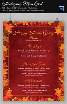 Thanksgiving Newsletter Template Free 41 Thanksgiving Designs Free Printable Psd Ai