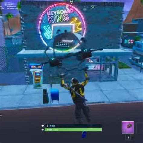 Fortbyte 91 Location