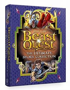 Beast Quest Malvorlagen Ultimate The Ultimate Story Collection Beast Quest By Blade Adam