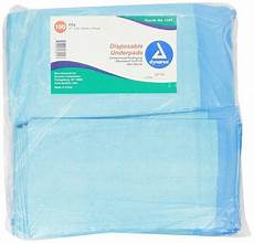 200 count disposable underpad adults bed pads incontinence