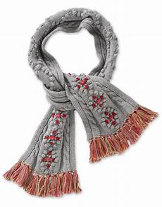 oilily scarf oilily how to purl knit couture