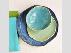 Lee Wolfe Pottery ? Handmade Dinnerware  Beach Cottage 3
