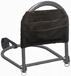 stander bed rail advantage traveler portable folding