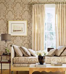 Room Wallpapers 30 And Chic Living Rooms With Damask Wallpaper