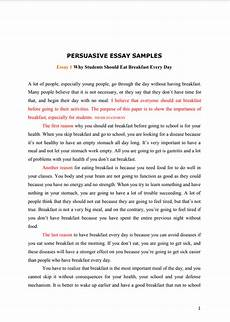 High School Sample Essay 75 Persuasive Essay Topics The Ultimate 2019 Guide