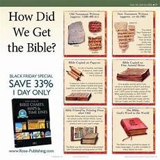 Rose Publishing Charts Did You Know The Bible S Many Forms Free Echart