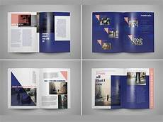 Magazine Template Adrift Magazine Template By Templates On Dribbble