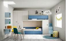 da letto per bambini cameretta moderna design componibile su misura per bambini