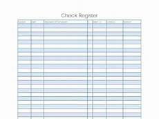 Free Excel Checkbook Register 9 Excel Checkbook Register Templates Excel Templates