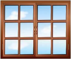 Windows Clip Art Brown Window Png Clip Art Best Web Clipart