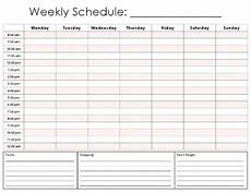 Calendar Appointment Template Free Printable Weekly Appointment Calendar 2018 Pertaining