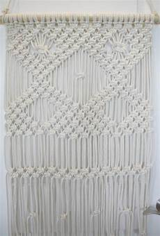 macrame wall hanging for beginners favecrafts