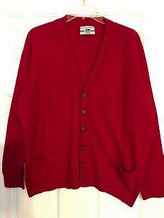 United Colors Of Benetton Size Chart United Colors Of Benetton Red Lambs Wool Cardigan Size L