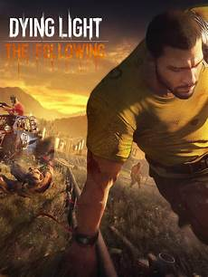 Dying Light Poster Playstation Hits Game Playstation