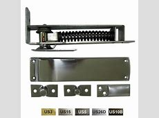 Cal Royal DAFH8 Double Acting Floor Spring Hinge