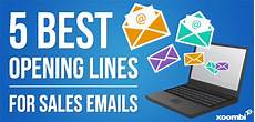 Lines For Sale The 5 Best Opening Lines For Cold Sales Emails