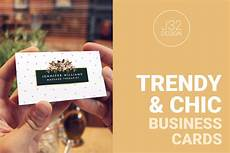 Trendy Business Cards 15 Trendy And Chic Business Cards That Will Get Your