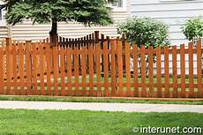 Simple Fence Design Simple Wood Fence Designs Plans Diy Free Download Plans