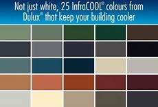 Roof Paint Colour Chart Roof Restoration Roof Painting Metal Iron Roof