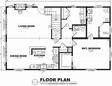 Floor Plan Scales Dynamic Modular Hartford Chalet Ideal Homes