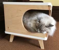Modern Cat Purrfur Modern Cat House Floppycats