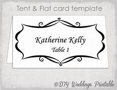place card template on word place card template tent and flat name card templates